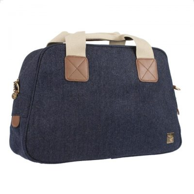HoT hand luggage blue