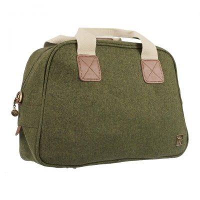 HoT hand luggage country green
