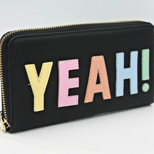 YEAH black purse PI low res