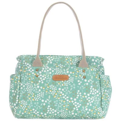 Brakebaurn floral day bag