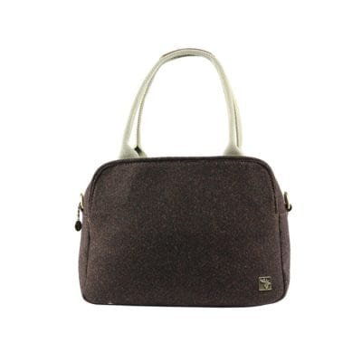 House of tweed brown tote bag3jpg - Copy