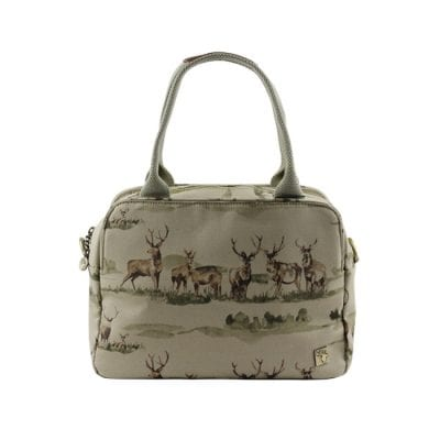 House of tweed stag tote bag3jpg